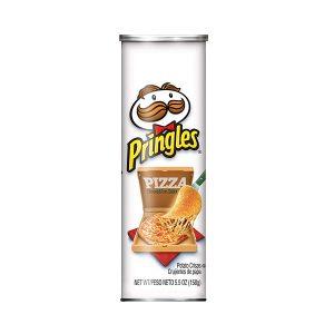Papas Fritas Sabor A Pizza, Pringles. 158 gr (5.5 oz).