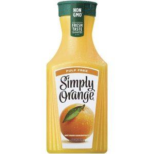 Jugo De Naranja, Simply, 1.53L (52oz)