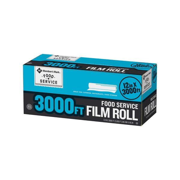 Rollo De Papel Film, Member's Mark (1 Rollo).