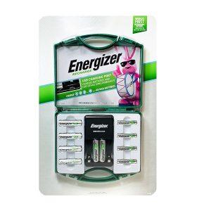 Set Variado De Pilas Recargables, Energizer.